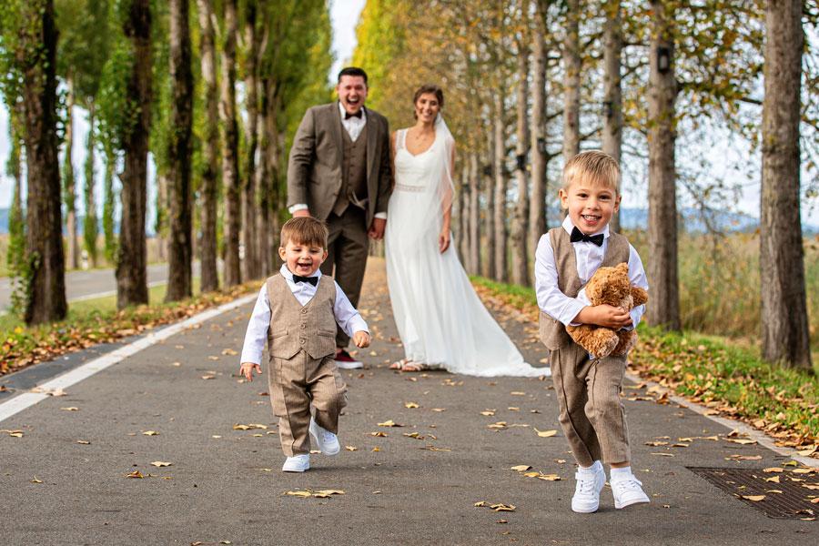 Hochzeitsfotograf Konstanz Bodensee - Fotoshooting Hochzeit Reichenau