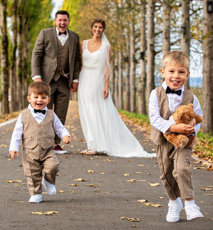Hochzeitsfotos Konstanz - Fotoshooting auf der Reichenau