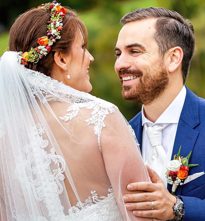 Hochzeitsfotos Konstanz - Fotoshooting Brautpaar