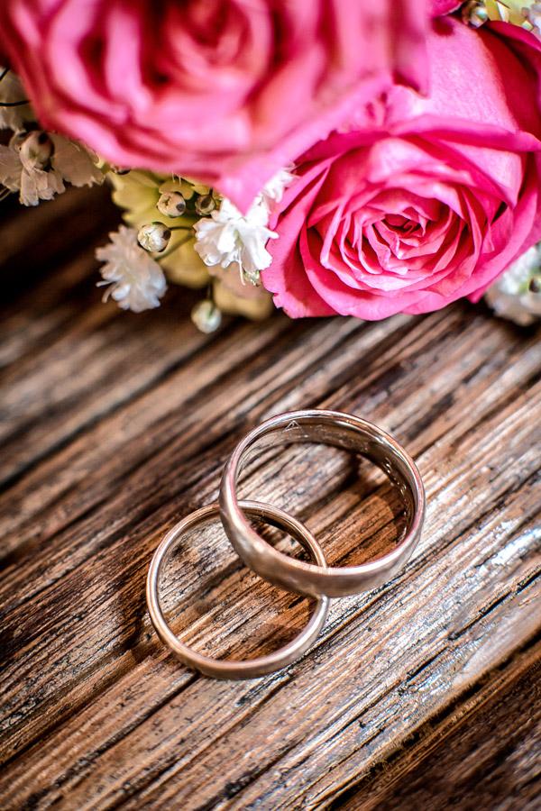 Hochzeitsfoto Konstanz - Hochzeit Ringe