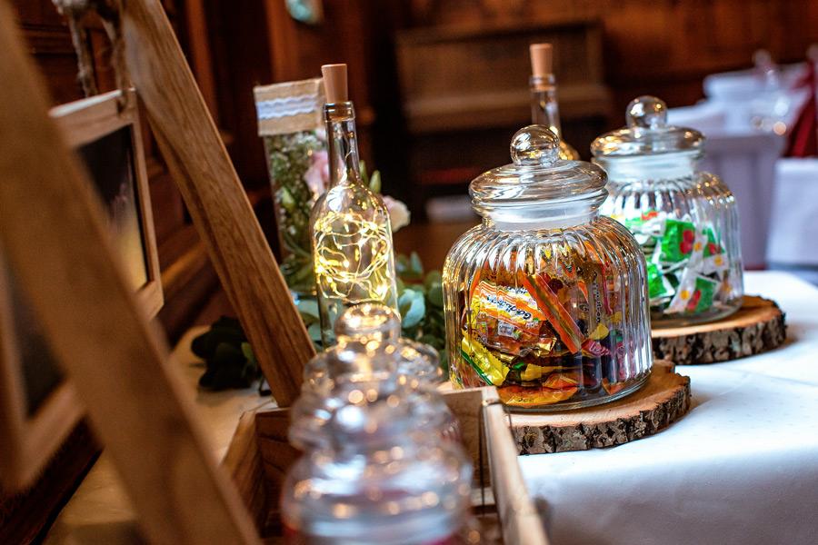Foto Hochzeitslocation - Candy Bar